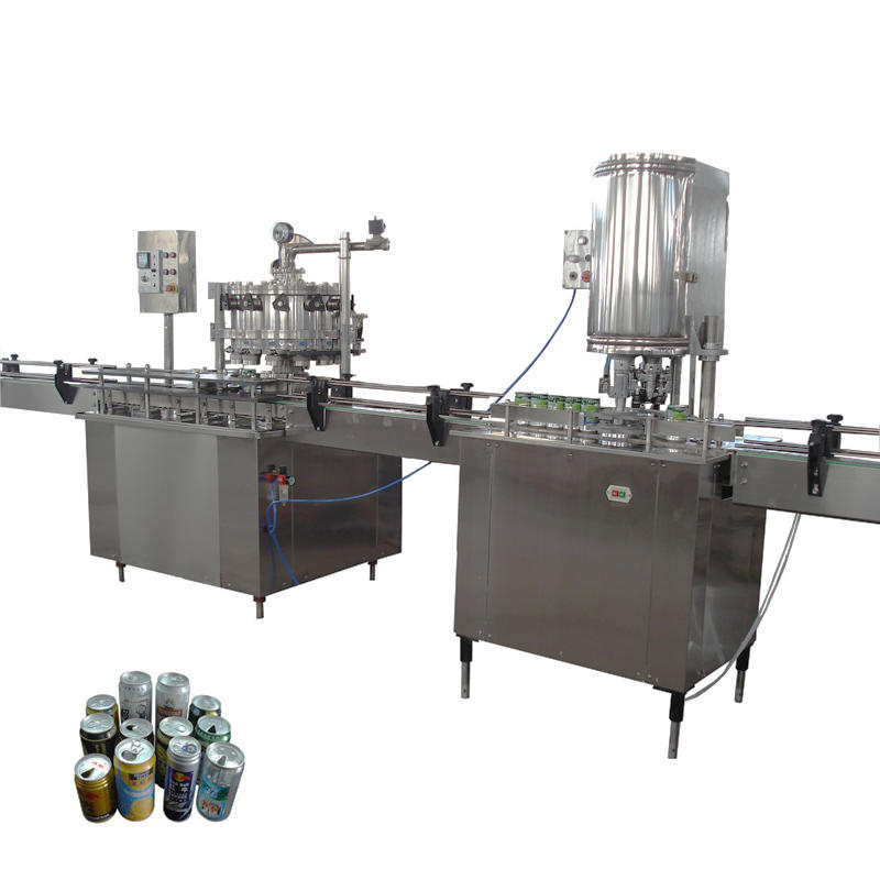 JD WATER-Canning Machine | 1000-20000cph Can Filling Sealing Machine - Jd Water-1