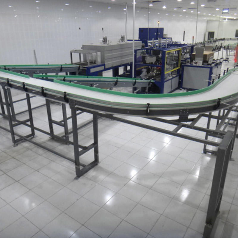 JD WATER-Find Chain Conveyor Slat Chain Conveyor From Jd Water Beverage Production Line-1