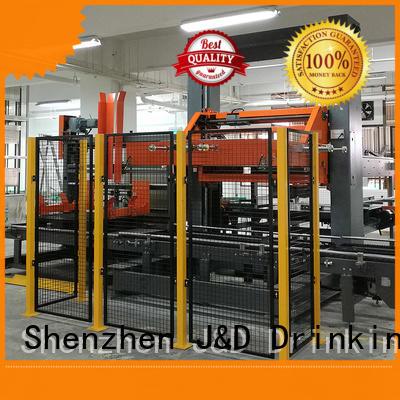 Wholesale depalletizer can depalletizer palletizer J&D WATER Brand