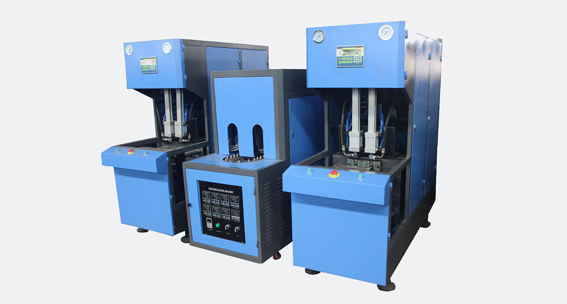 plastic blow moulding machine stretch machine Warranty J&D WATER