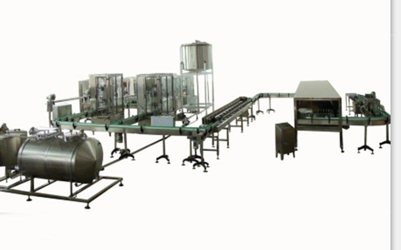 Economical water bottle making machine standard for beverage