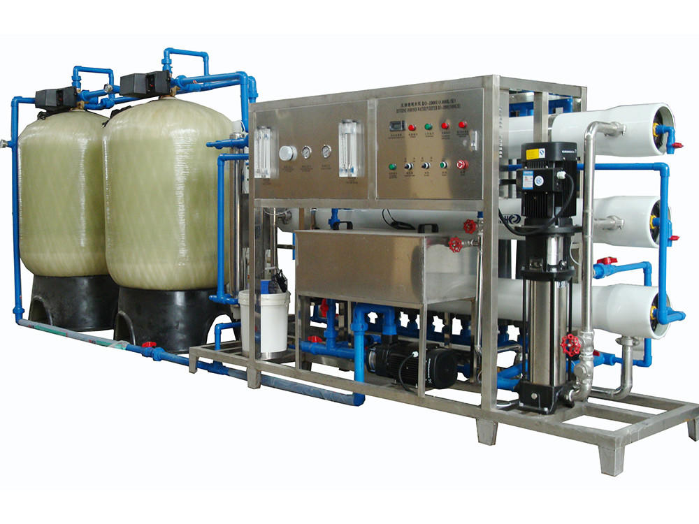 intelligent mineral water machine engineering for oil