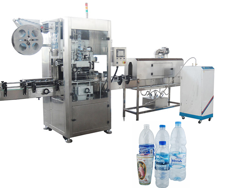 JD WATER-Best Small Bottled Beverage Product Line Water Bottling Machine-9