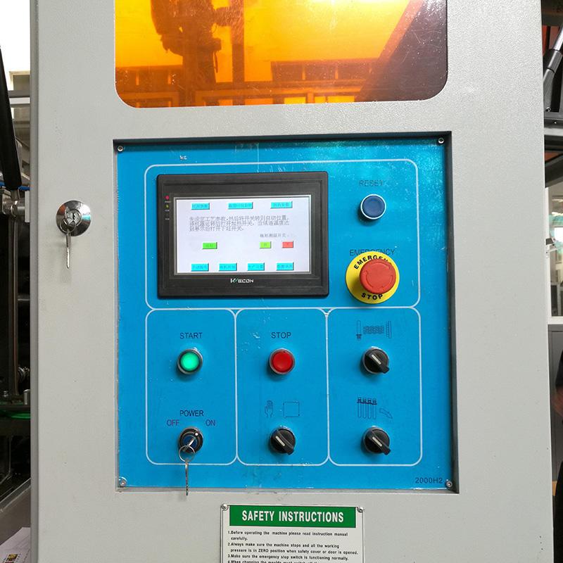 semi automatic pet blowing machine price blowing water machinejd J&D WATER Brand company
