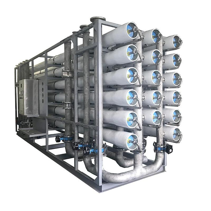 Máquina desalinizadora de agua de mar