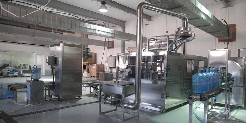 JD WATER-Best 5 Gallon Bottle Washing Filling Capping Machine Manufacture-2