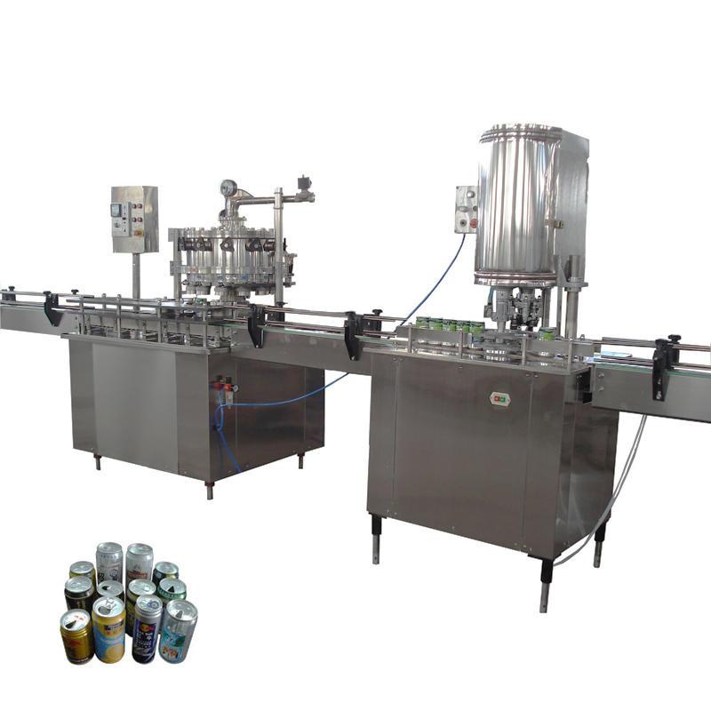 машина запечатывания консервной банки консервная банка J & D WATER