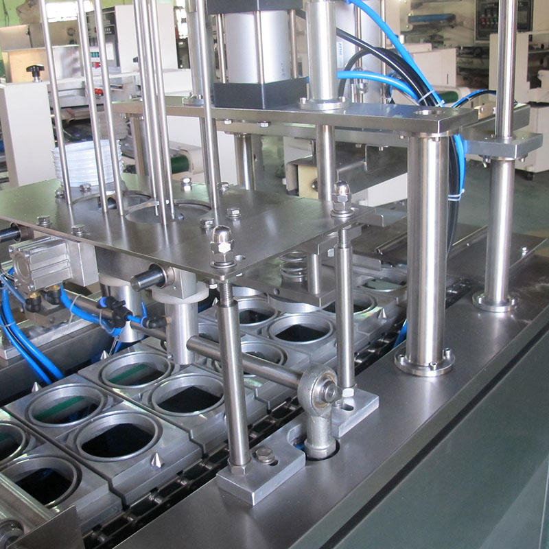 sealing cup filling sealing machine automatic J&D WATER company