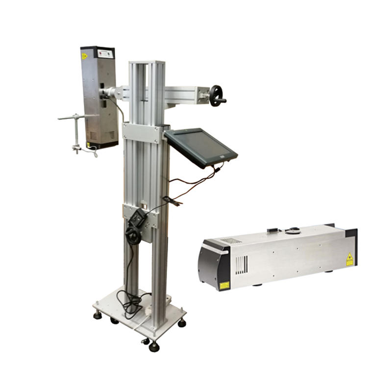 Máquina de codificación de fecha láser de dióxido de carbono