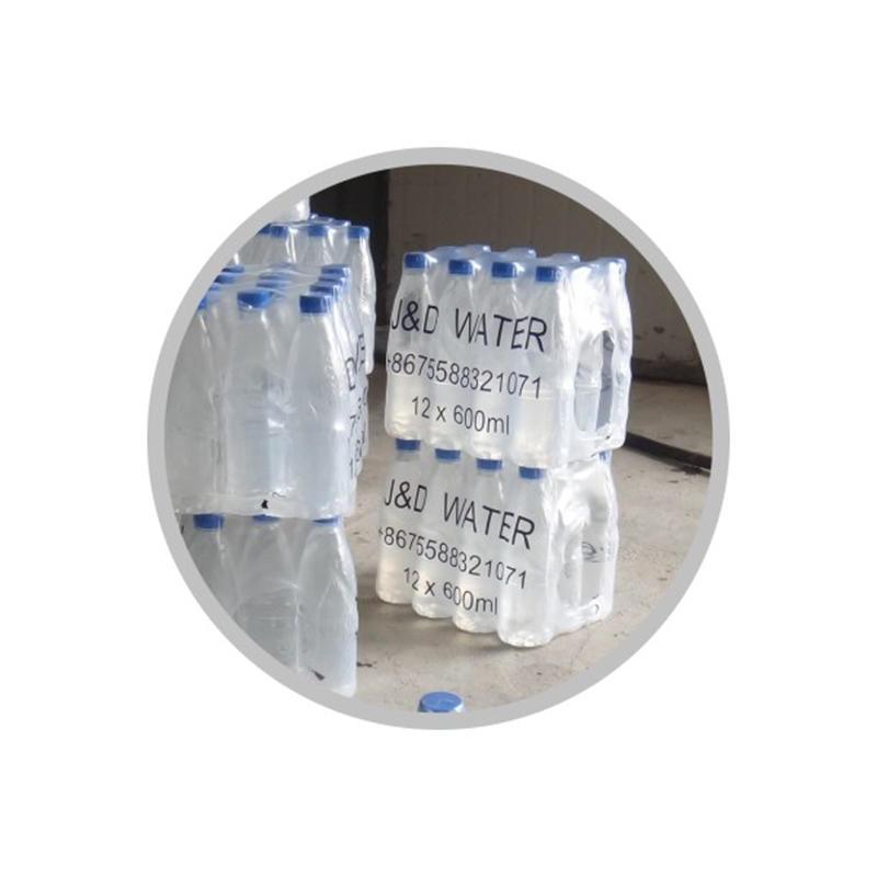 Empaquetadora automática del plástico de embalar JND-450A