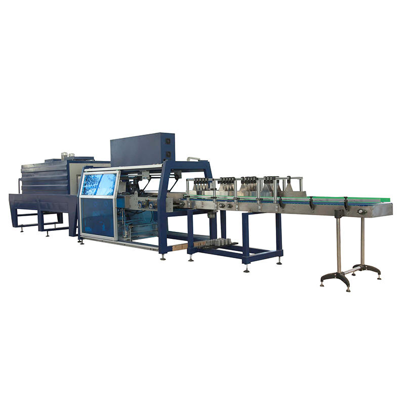 packing wrap J&D WATER Brand shrink wrap machines for sale
