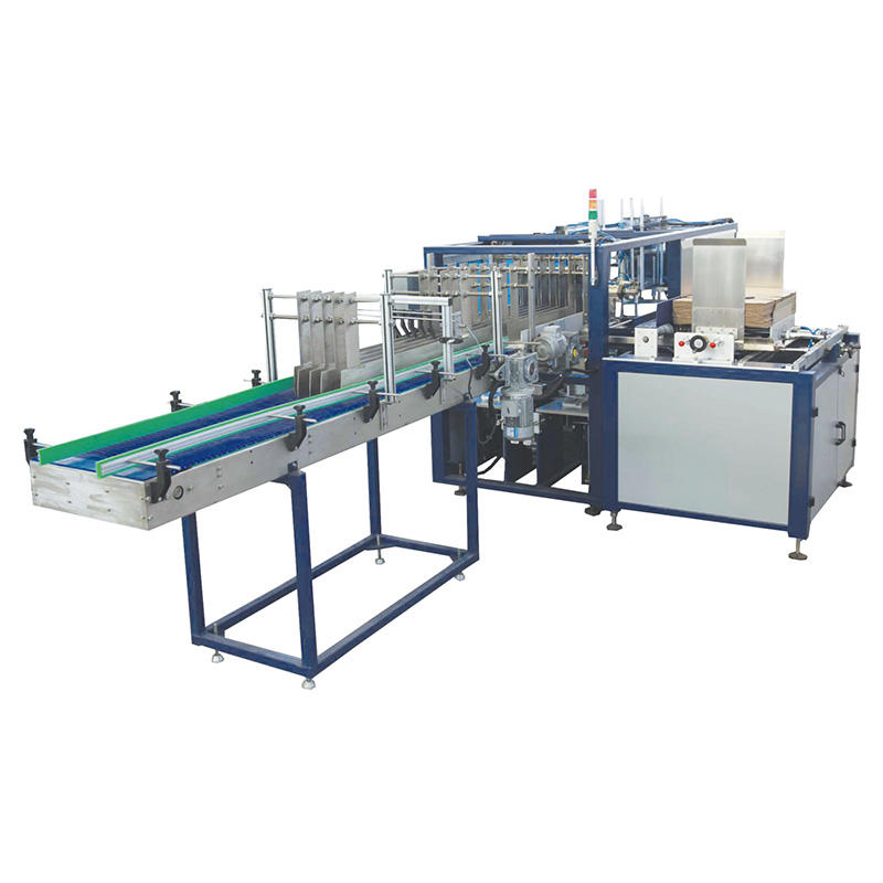 JNDWATER Automatic Wrap Around Carton Packing Machine