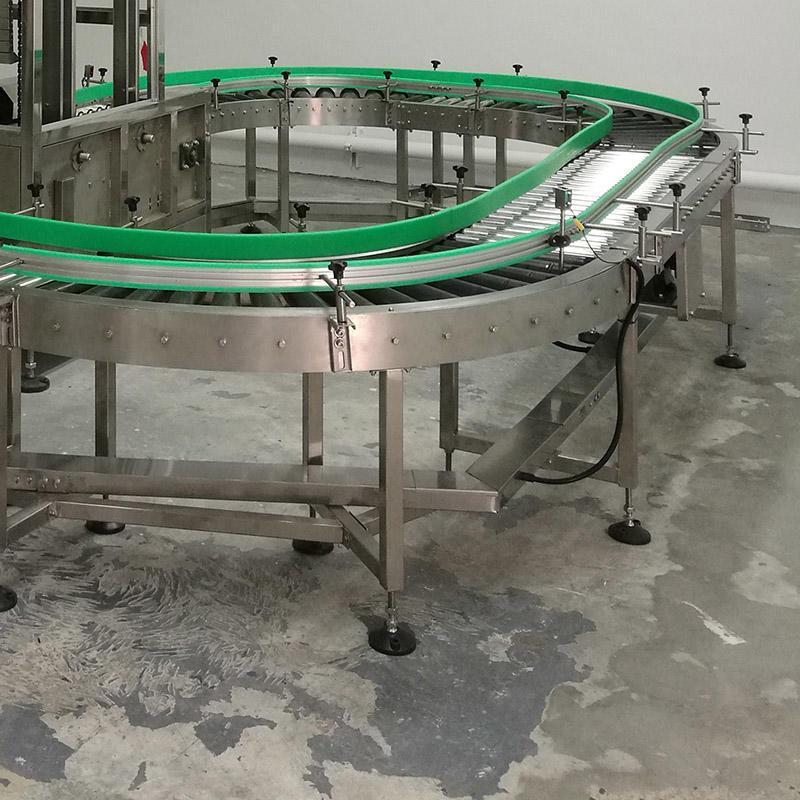 Roller Conveyor-J&D WATER