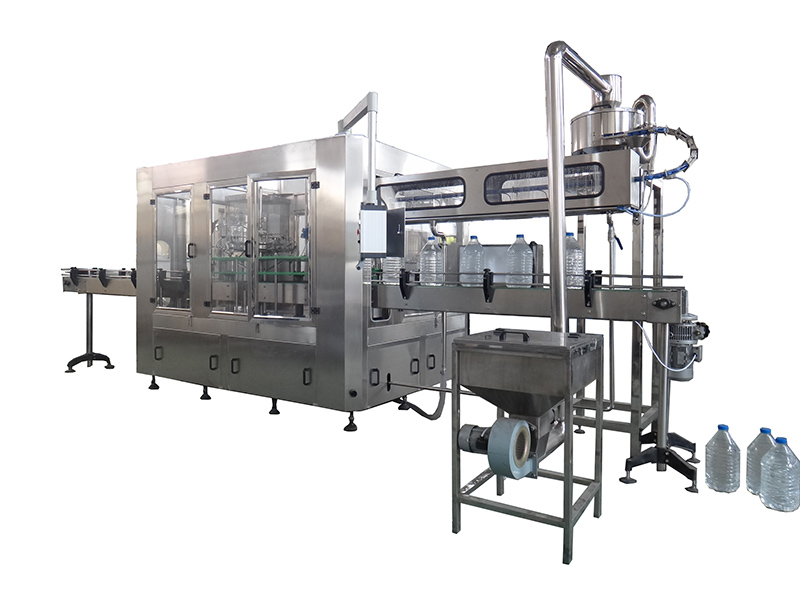 automatic bottling line for sale for oil-4