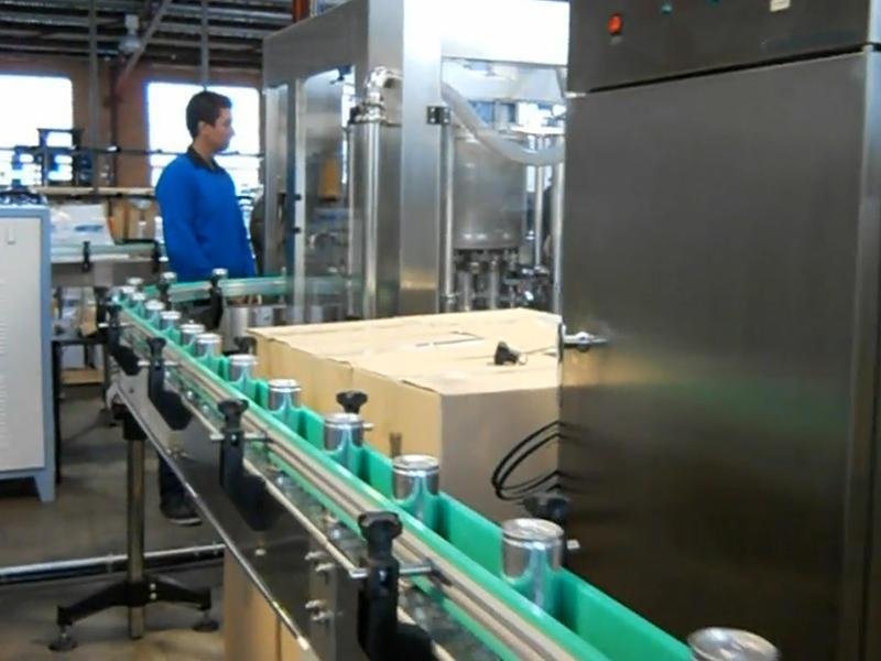 Полная линия продуктов для производства алюминиевых банок