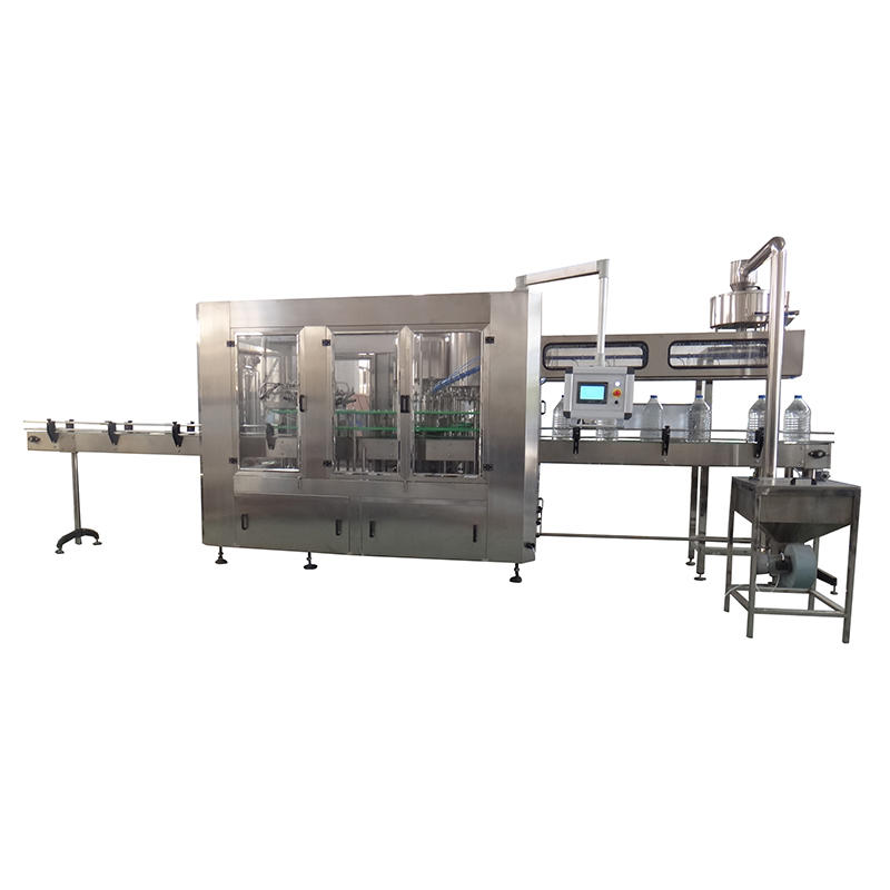 JD WATER-3-10 L Bottle Washing Filling And Capping Machine - Jd Water Beverage