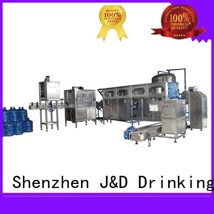 water bottling machine prices capping gallon Bulk Buy machine J&D WATER