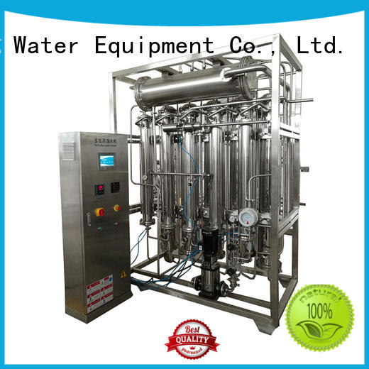 machine distilled water machine distiller J&D WATER company