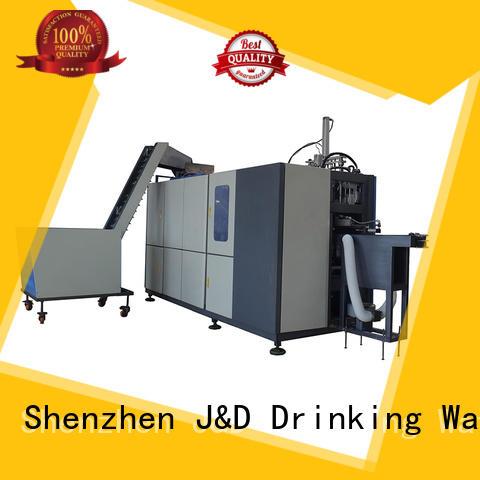 Полуавтоматическая машина для выдувания домашних животных Цена машины для выдувания воды JD J & D WATER