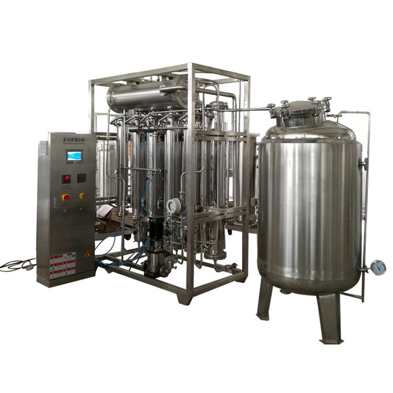 JD WATER-Professional Water Distillation System Distilled Water Machine Manufacture-1