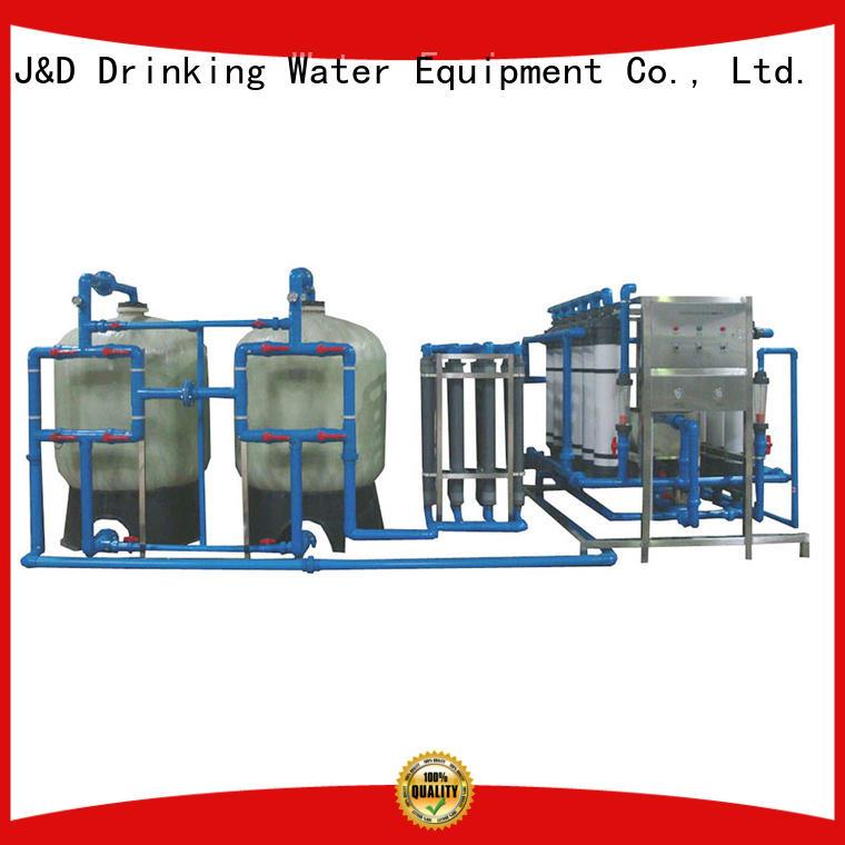 Оптовая продажа минеральной воды, оборудование для производства минеральной воды J & D WATER Brand