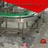 Роликовый гравитационный конвейер водяной компании J & D WATER