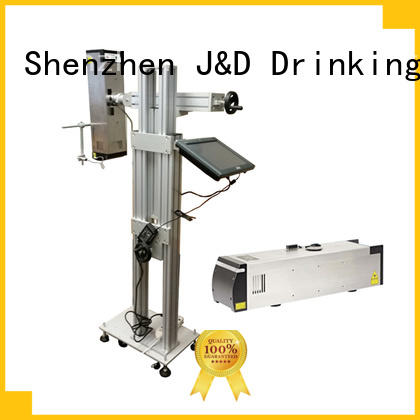dioxide Custom laser laser marking machine machine J&D WATER