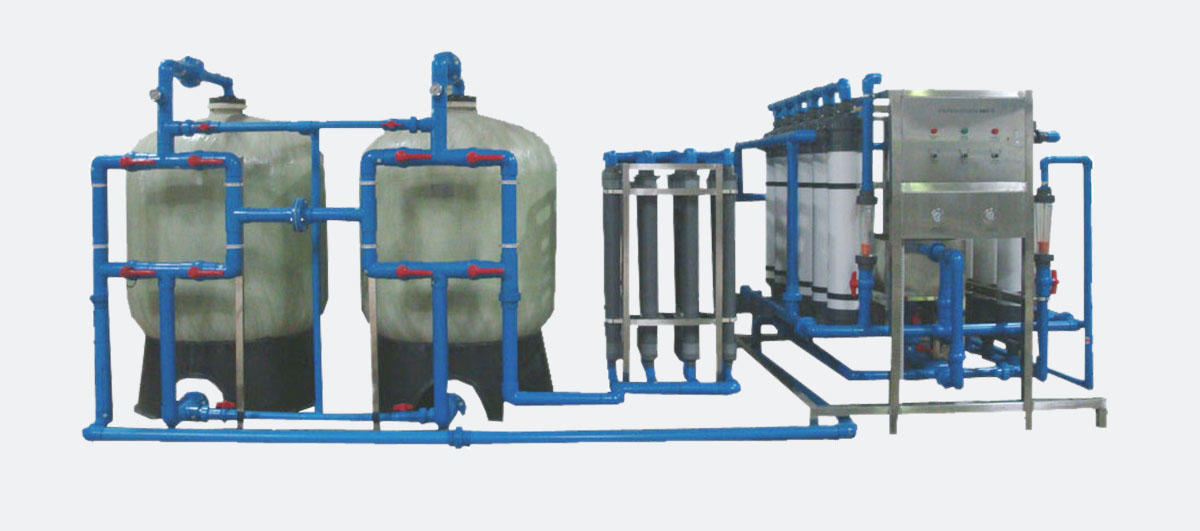 JD WATER-Mineral Water Treatment Equipment | Mineral Water Treatment Machine