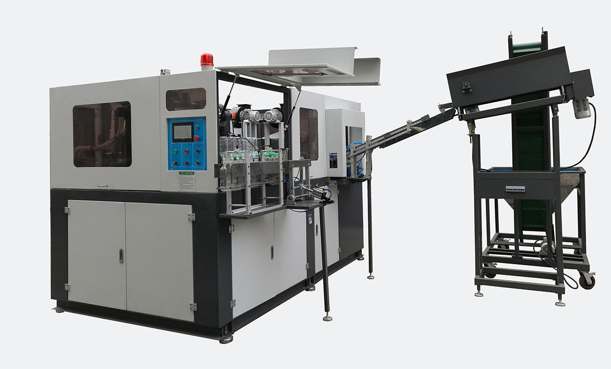JD WATER-Automatic Bottle Blowing Machine | Automatic Pet Bottle Blow Molding Machine