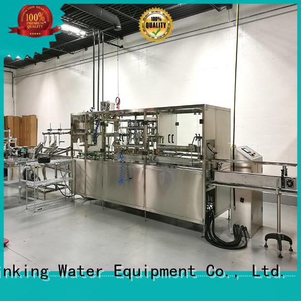 electronic beverage bottling equipment manufacturer for oil