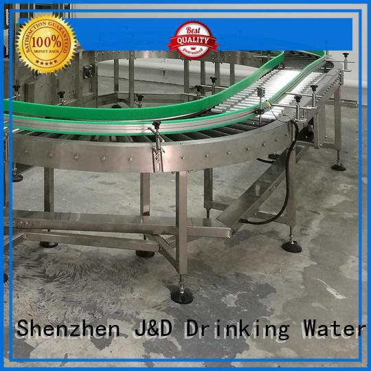 гравитационный роликовый транспортер для сыпучих материалов купить конвейер JD D WATER