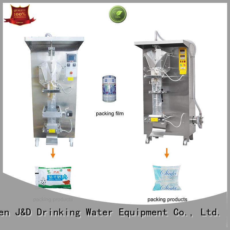 Компания J & D WATER компании для фасовки в мешки для машин