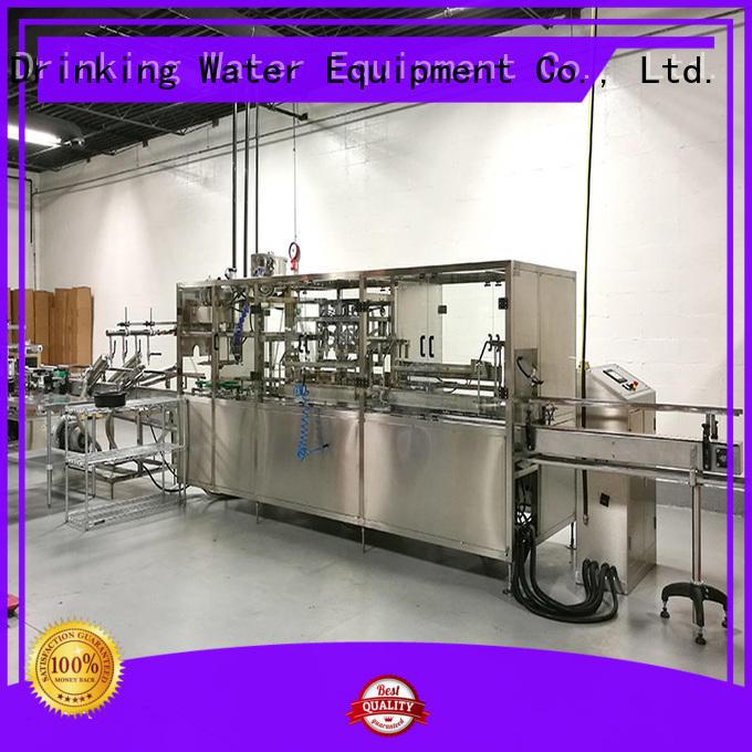 bottle beer bottling equipment manufacturer for beverage J&D WATER