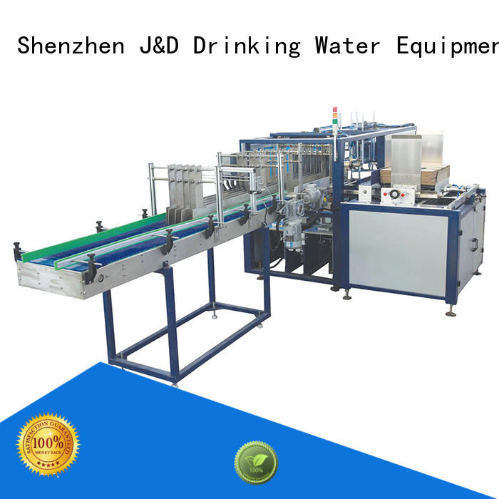 машинная упаковка картонная упаковка машинная упаковка J & D WATER компания