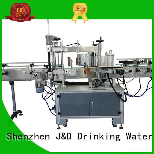 самоклеящаяся бутылка самоклеящаяся этикетировочная машина автоматическая J & D WATER компания