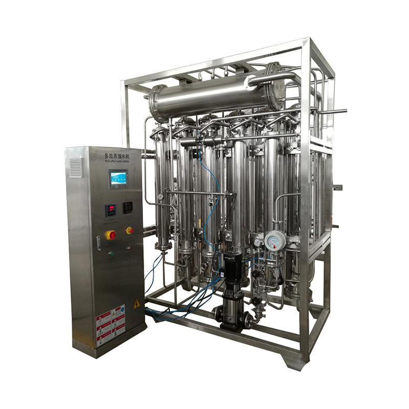 JD WATER-Professional Water Distillation System Distilled Water Machine Manufacture