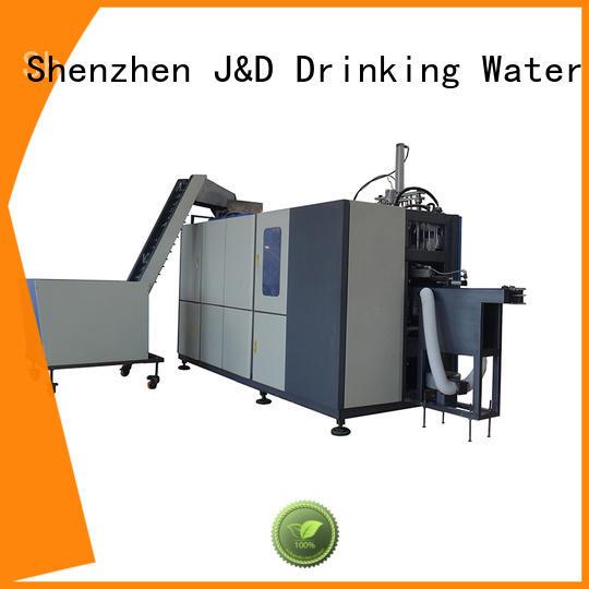 бутылка machinejd полуавтоматический пенообразующих машин цена выдувного формования марка J & D WATER