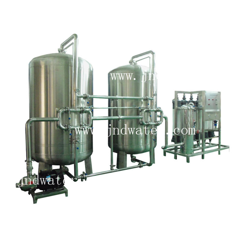 JD WATER-Mineral Water Treatment Equipment | Mineral Water Treatment Machine-1