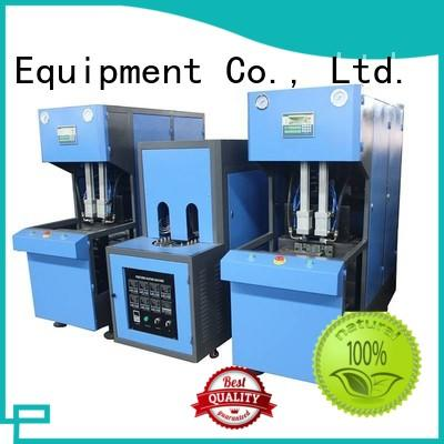 semiauto molding J&D WATER Brand plastic blow moulding machine factory