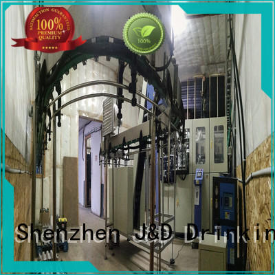 pet air conveyor manufacturer for water J&D WATER