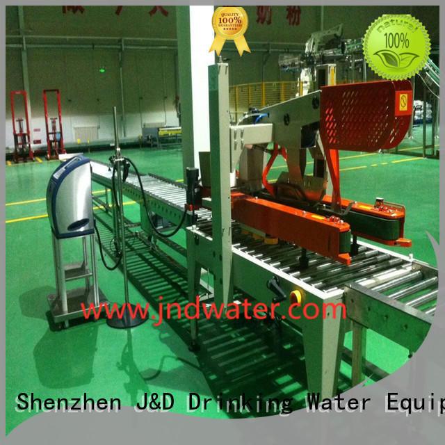 Quality J&D WATER Brand conveyorjd roller gravity conveyor