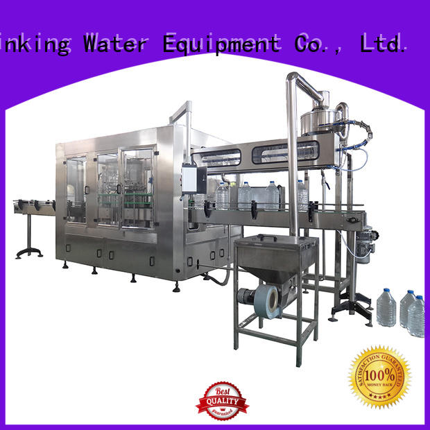 bottle bottle filling equipment stainless steel for Glass bottles