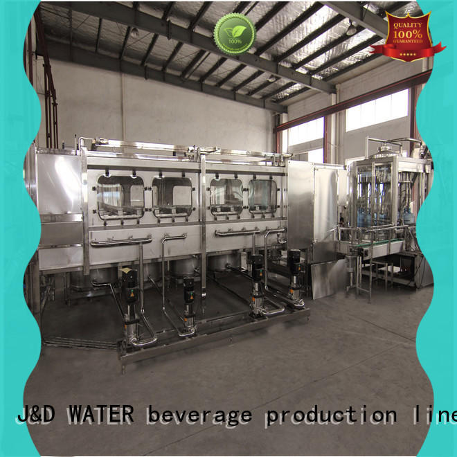 larger capacity bottling equipment good quality for mineral water