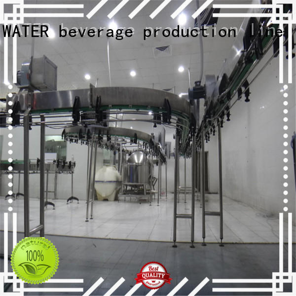 J&D WATER conveniently bottle air conveyor manufacturer for daily chemical