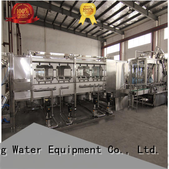 industrial bottling machine convenient for milk J&D WATER