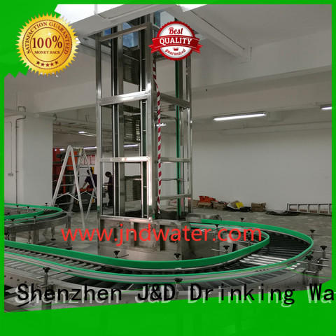 J&D WATER Brand roller conveyorjd water gravity conveyor