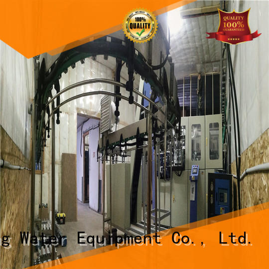 J&D WATER Customized air conveyors stability for drinking