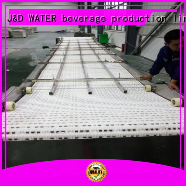 Customized chain conveyor high efficiency for beverage,