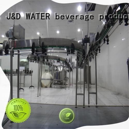 easy transport bottle air conveyor high efficiency for drinking
