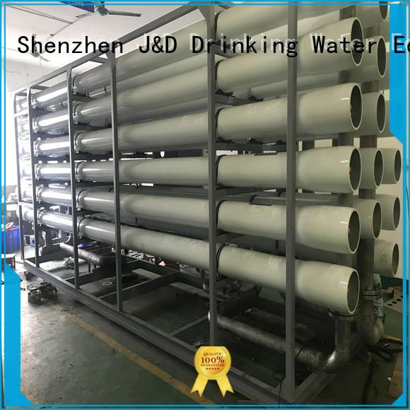 desalination machine seawater seawater seawater to drinking water machine J&D WATER Brand